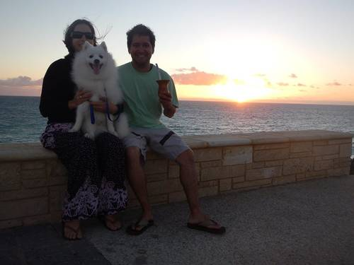 Picture of House Sitter, House Minder and Pet Sitter at Aussie House Sitters, Australia. User Cris and Tauer