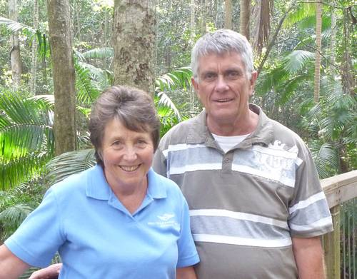 Picture of House Sitter, House Minder and Pet Sitter at Aussie House Sitters, Australia. User Jill and Peter